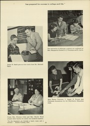 Page 15, 1953 Edition, Stevens High School - Red and Black Yearbook (Claremont, NH) online yearbook collection