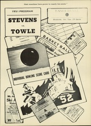 Page 9, 1953 Edition, Stevens High School - Red and Black Yearbook (Claremont, NH) online yearbook collection