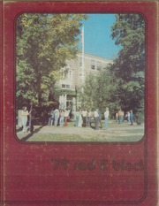 1979 Edition, Stevens High School - Red and Black Yearbook (Claremont, NH)