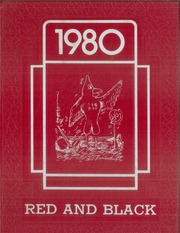 1980 Edition, Stevens High School - Red and Black Yearbook (Claremont, NH)