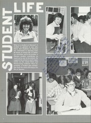 Page 8, 1980 Edition, Stevens High School - Red and Black Yearbook (Claremont, NH) online yearbook collection