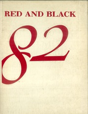1982 Edition, Stevens High School - Red and Black Yearbook (Claremont, NH)