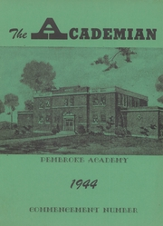 Page 1, 1944 Edition, Pembroke Academy - Academian Yearbook (Pembroke, NH) online yearbook collection