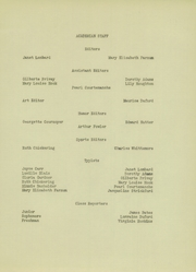 Page 5, 1944 Edition, Pembroke Academy - Academian Yearbook (Pembroke, NH) online yearbook collection