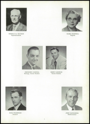 Page 11, 1958 Edition, Pembroke Academy - Academian Yearbook (Pembroke, NH) online yearbook collection