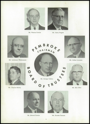 Page 8, 1958 Edition, Pembroke Academy - Academian Yearbook (Pembroke, NH) online yearbook collection