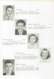 Page 22, 1950 Edition, Franklin High School - Key Yearbook (Franklin, NH) online yearbook collection