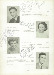 Page 16, 1951 Edition, Franklin High School - Key Yearbook (Franklin, NH) online yearbook collection