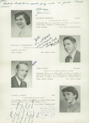 Page 18, 1951 Edition, Franklin High School - Key Yearbook (Franklin, NH) online yearbook collection