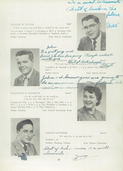 Page 21, 1951 Edition, Franklin High School - Key Yearbook (Franklin, NH) online yearbook collection