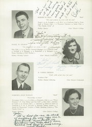 Page 22, 1951 Edition, Franklin High School - Key Yearbook (Franklin, NH) online yearbook collection