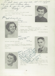 Page 23, 1951 Edition, Franklin High School - Key Yearbook (Franklin, NH) online yearbook collection