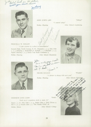 Page 24, 1951 Edition, Franklin High School - Key Yearbook (Franklin, NH) online yearbook collection