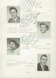 Page 26, 1951 Edition, Franklin High School - Key Yearbook (Franklin, NH) online yearbook collection