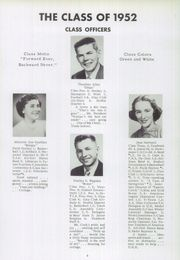 Page 10, 1952 Edition, Franklin High School - Key Yearbook (Franklin, NH) online yearbook collection