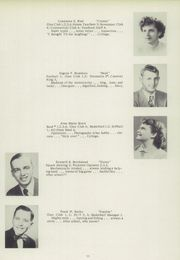 Page 13, 1952 Edition, Franklin High School - Key Yearbook (Franklin, NH) online yearbook collection