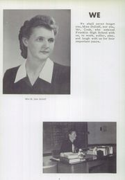 Page 6, 1952 Edition, Franklin High School - Key Yearbook (Franklin, NH) online yearbook collection