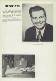 Page 7, 1952 Edition, Franklin High School - Key Yearbook (Franklin, NH) online yearbook collection