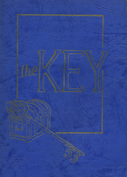 Page 1, 1953 Edition, Franklin High School - Key Yearbook (Franklin, NH) online yearbook collection