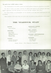 Page 10, 1953 Edition, Franklin High School - Key Yearbook (Franklin, NH) online yearbook collection