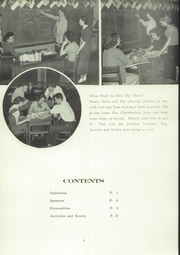 Page 11, 1953 Edition, Franklin High School - Key Yearbook (Franklin, NH) online yearbook collection