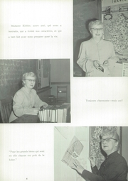 Page 12, 1953 Edition, Franklin High School - Key Yearbook (Franklin, NH) online yearbook collection