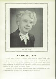 Page 13, 1953 Edition, Franklin High School - Key Yearbook (Franklin, NH) online yearbook collection