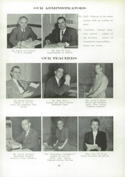 Page 16, 1953 Edition, Franklin High School - Key Yearbook (Franklin, NH) online yearbook collection