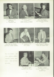 Page 17, 1953 Edition, Franklin High School - Key Yearbook (Franklin, NH) online yearbook collection