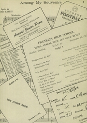 Page 4, 1953 Edition, Franklin High School - Key Yearbook (Franklin, NH) online yearbook collection