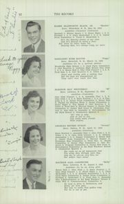 Page 14, 1942 Edition, Littleton High School - Record Yearbook (Littleton, NH) online yearbook collection