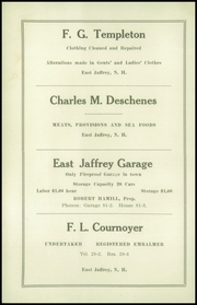 Page 6, 1923 Edition, Conant High School - Yearbook (Jaffrey, NH) online yearbook collection