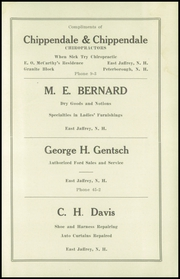 Page 7, 1923 Edition, Conant High School - Yearbook (Jaffrey, NH) online yearbook collection