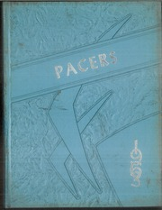 1963 Edition, Hinsdale High School - Pacer Yearbook (Hinsdale, NH)