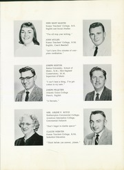 Page 11, 1963 Edition, Hinsdale High School - Pacer Yearbook (Hinsdale, NH) online yearbook collection