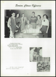 Page 12, 1953 Edition, Newmarket High School - Lamprey Yearbook (Newmarket, NH) online yearbook collection