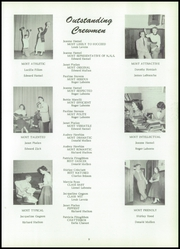 Page 13, 1953 Edition, Newmarket High School - Lamprey Yearbook (Newmarket, NH) online yearbook collection