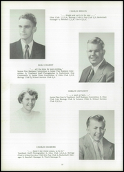 Page 14, 1953 Edition, Newmarket High School - Lamprey Yearbook (Newmarket, NH) online yearbook collection
