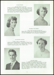Page 15, 1953 Edition, Newmarket High School - Lamprey Yearbook (Newmarket, NH) online yearbook collection