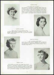 Page 16, 1953 Edition, Newmarket High School - Lamprey Yearbook (Newmarket, NH) online yearbook collection
