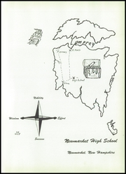Page 5, 1953 Edition, Newmarket High School - Lamprey Yearbook (Newmarket, NH) online yearbook collection
