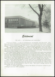 Page 6, 1953 Edition, Newmarket High School - Lamprey Yearbook (Newmarket, NH) online yearbook collection