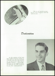 Page 7, 1953 Edition, Newmarket High School - Lamprey Yearbook (Newmarket, NH) online yearbook collection