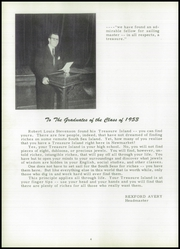 Page 8, 1953 Edition, Newmarket High School - Lamprey Yearbook (Newmarket, NH) online yearbook collection