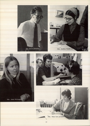 Page 14, 1973 Edition, Hollis Area High School - Excalibur Yearbook (Hollis, NH) online yearbook collection