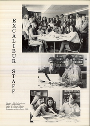 Page 8, 1973 Edition, Hollis Area High School - Excalibur Yearbook (Hollis, NH) online yearbook collection