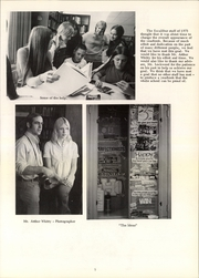 Page 9, 1973 Edition, Hollis Area High School - Excalibur Yearbook (Hollis, NH) online yearbook collection