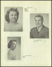 Alton High School - Altonian Yearbook (Alton, NH) online yearbook collection, 1949 Edition, Page 10