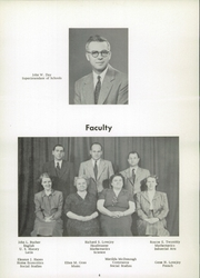 Alton High School - Altonian Yearbook (Alton, NH) online yearbook collection, 1954 Edition, Page 6