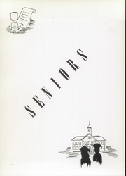 Alton High School - Altonian Yearbook (Alton, NH) online yearbook collection, 1954 Edition, Page 7